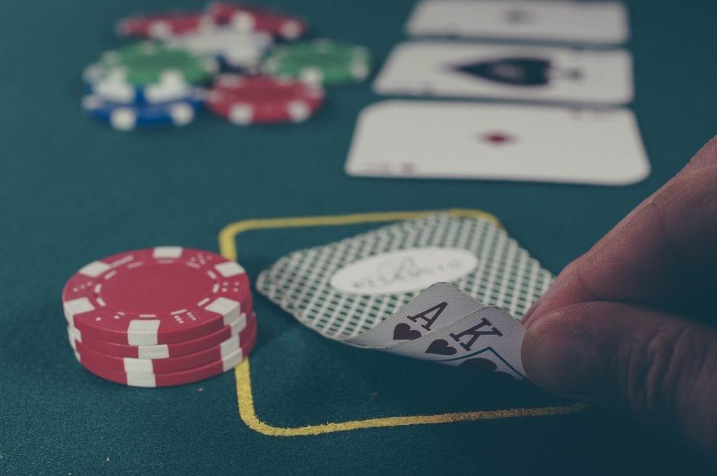 Blackjack canlı dağıtıcısı